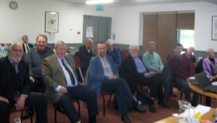 General view of Speakers and Delegates