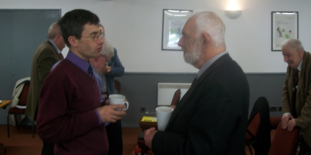 Stephen Sleight and Colin Bricher