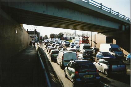 Northampton Traffic(1) Apr 2014